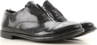 Officine Creative Lace Up Shoes for Men Oxfords, Derbies and Brogues On Sale, Black, Leather, 2017, 10 10.25 11.5 7.5 7.75 8 8.5 9 9.5
