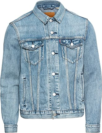 Levi's Jacke THE TRUCKER blue denim
