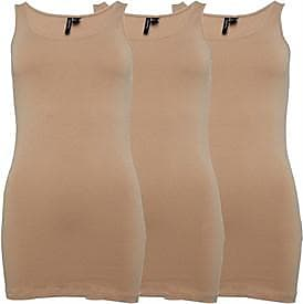 Vero Moda three pack vests