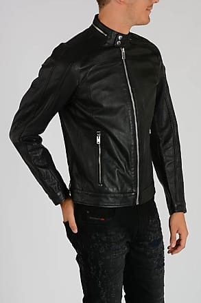 Diesel Leather L-FERGUSON Jacket size Xxl