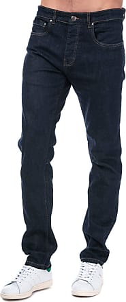 Weekend Offender Mens Mens Tapered Fit Jeans in Denim - 38R