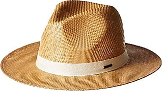 Roxy Womens Here We Go Straw Panama Hat, Natural, M/L