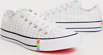 Converse – Pride Rainbow – Gesprenkelte Chuck Taylor Sneaker