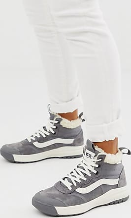 Vans UltraRange HI MTE Sherpa - Graue Sneaker