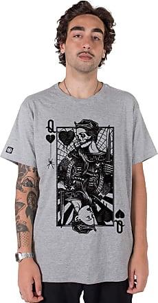 Stoned Camiseta Masculina Sad Queen - Tsmsadquen-cz-05