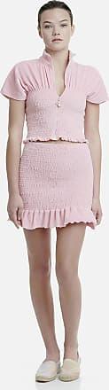 Sugarfree Terry ruffled skirt