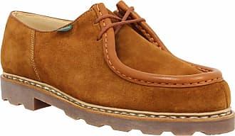 782edfdace91 Paraboot Chaussures à lacets PARABOOT Michael velours Homme Cognac