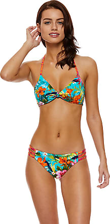 85548a9091 Banana Moon Haut de bikini : Triangle NAPO TROPISUN - Bleu