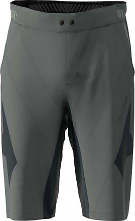 Zimtstern Tauruz Evo Short Pantaloni da ciclismo Uomo   nero/grigio