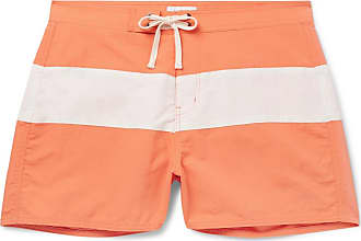 7e8dfe8f01 Saturdays Surf NYC Grant Slim-fit Short-length Colour-block Swim Shorts -