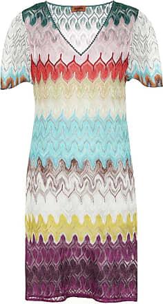 Missoni Stretch-silk knit minidress