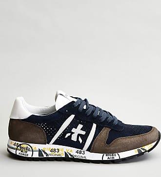 Reposi Calzature PREMIATA Eric - Sneakers blu grigio