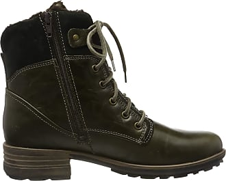Josef Seibel Sandra 83, Womens Combat Boots, Green (oliv PL88 630), 6.5 UK (40 EU)