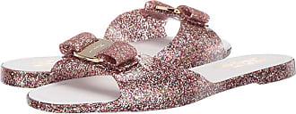 a459dbdc8cc Salvatore Ferragamo Cirella Slider Sandal (Multicolor) Womens Sandals