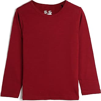 Tip Top Camiseta Tip Top Infantil Vinho