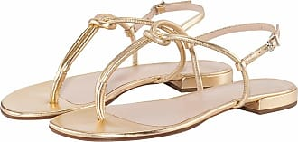 Unützer Sandalen (Gold) - Damen