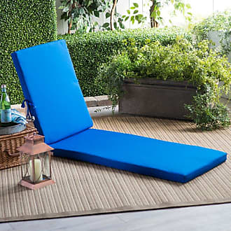 POLYWOOD Sunbrella 75.25 x 22.25 in. Chaise Lounge Cushion Sunbrella Forest Green - XPWF0017-5446
