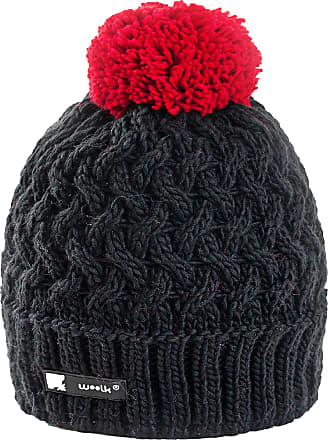 morefaz Beanie Hat London Wool Knitted Nordic with Ponpon Mens Womens Winter Cap Warm Fashion SKI Snowboard Hats (Cookie 43) MFAZ Ltd