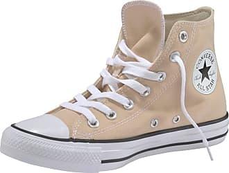 Converse Sneaker CTAS Hi sand / weiß / schwarz
