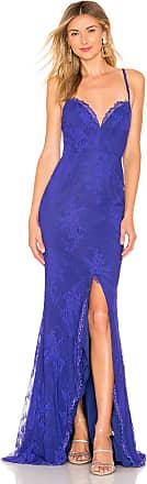 X by NBD Kayla Gown in Purple