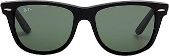 Ray-Ban Óculos de Sol Retangular Preto - Homem - Único US