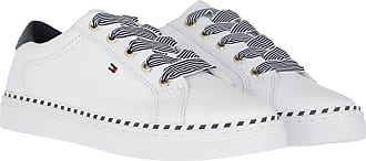 Tommy Hilfiger Sneakers - Nautical Lace Up Sneaker White - white - Sneakers for ladies