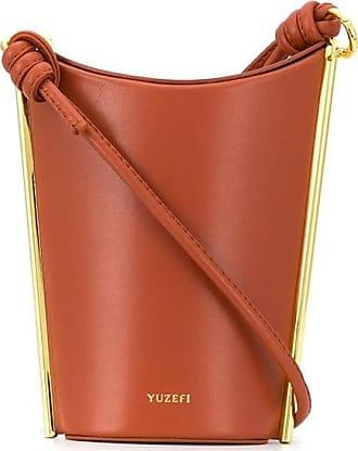 Yuzefi Pitta cross body bag - Braun