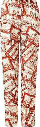 Joseph Hurley Big Stamp Print Trousers