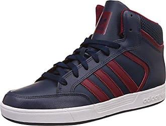 7ee3011c936 adidas Herren Varial Mid Hohe Sneaker Blau Navy Collegiate Burgundy FTWR  White