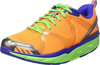 eb8069808e18 Mbt Mens Simba 5 Fitness Shoes Blue Arancione