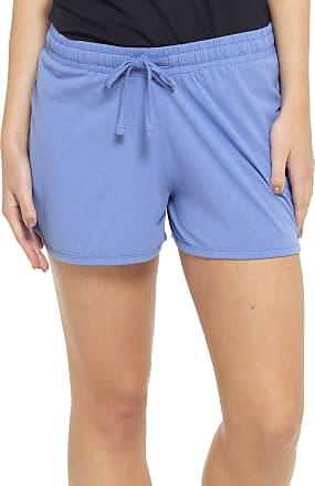 Tom Franks Ladies Cotton Rich Jersey Shorts Pale Blue 16-18