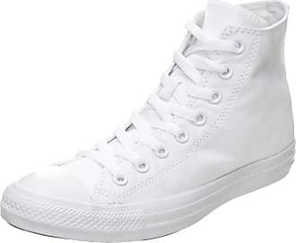 Converse Sneakers hoog CTAS Core Mono Canvas wit