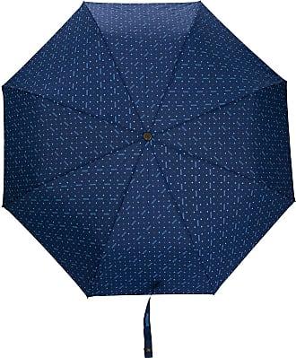 Moschino Ombrelli a fiori - Di colore blu
