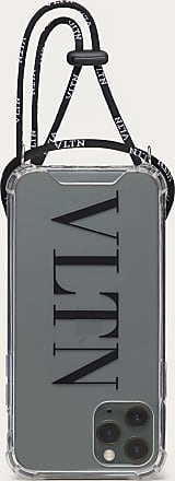 Valentino Garavani Valentino Garavani Uomo Vltn Iphone 11 Pro Cover Man Transparent Polyester 10% OneSize