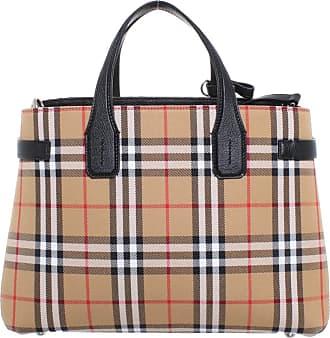 9ad3d3fb69215 Burberry gebraucht - Handtasche aus Baumwolle - Damen - Bunt   Muster -  Baumwolle