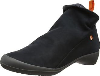 71dc481b2e96 Softinos Womenss Farah Boots Blue (Navy) 7 UK 40 EU