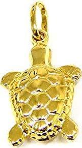 Prado Joias Pingente Em Ouro 18k Tartaruga