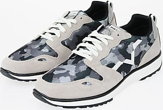 Diesel Fabric Camouflage CORTT RV Sneakers size 44