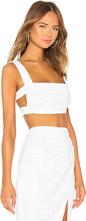 X by NBD Levi Top in White