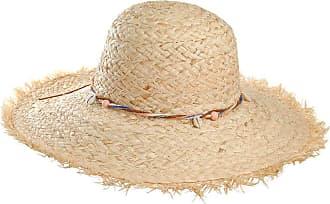 O'Neill Oneill Hats Wide Brim Straw Sun Hat - Natural 1-Size