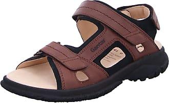6ece59463 Ganter Mens 25 7121-2501 Fashion Sandals Brown Brown Brown Size  8 UK