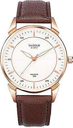 Yazole Relógios Yazole D398 Alta Qualidade Luxo Aço Inoxidável (4)