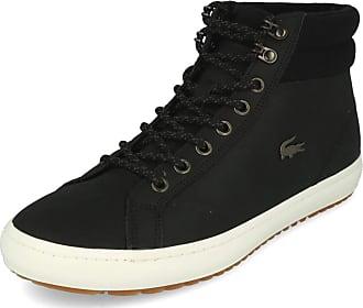 828c5d5c4ca Lacoste Straightset Insulate C 318 1 Shoes Black Black