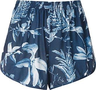 Lygia & Nanny Lee Shorts mit Print - Blau