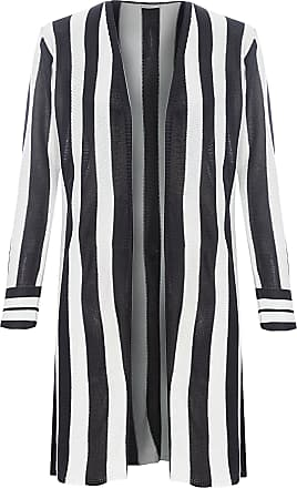Dress To Cardigan Tricot Listras - Preto