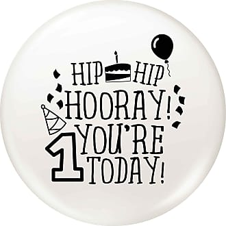 Flox Creative 77mm Pin Badge Youre One Today
