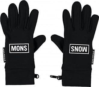Mons Royale Elevation Gloves Guanti Unisex | fuchsia/nero