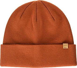 Barts Unisex_Adult Willes Beanie Beret, Orange (Pepo Orange 0011), One Size