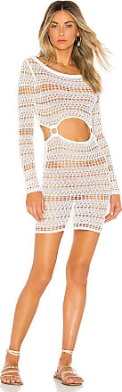 House Of Harlow x REVOLVE Ace Cut Out Dress in White