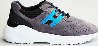 Reposi Calzature HOGAN Active One - Sneakers in suede grigio